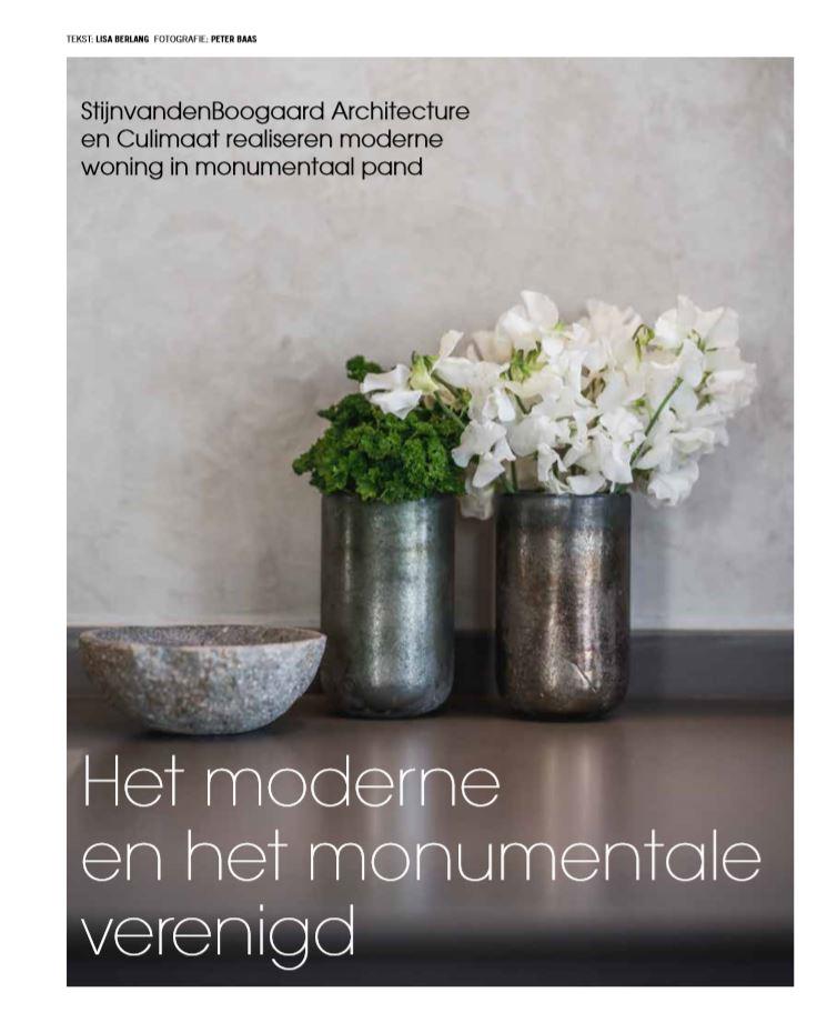 tekstschrijver woonmagazine modern